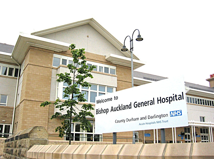 Consultation launched on proposals for stroke rehabilitation services at Bishop Auckland Hospital