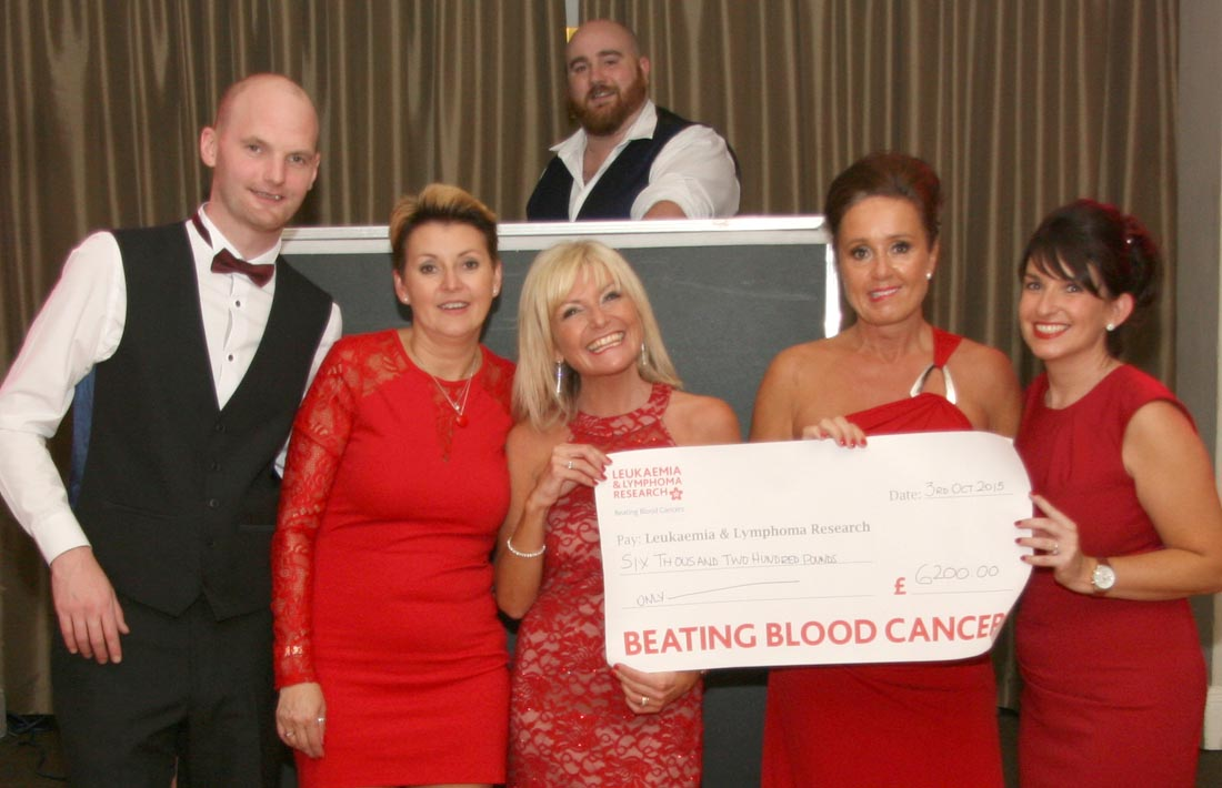 Newtonian Continues Support of Charity