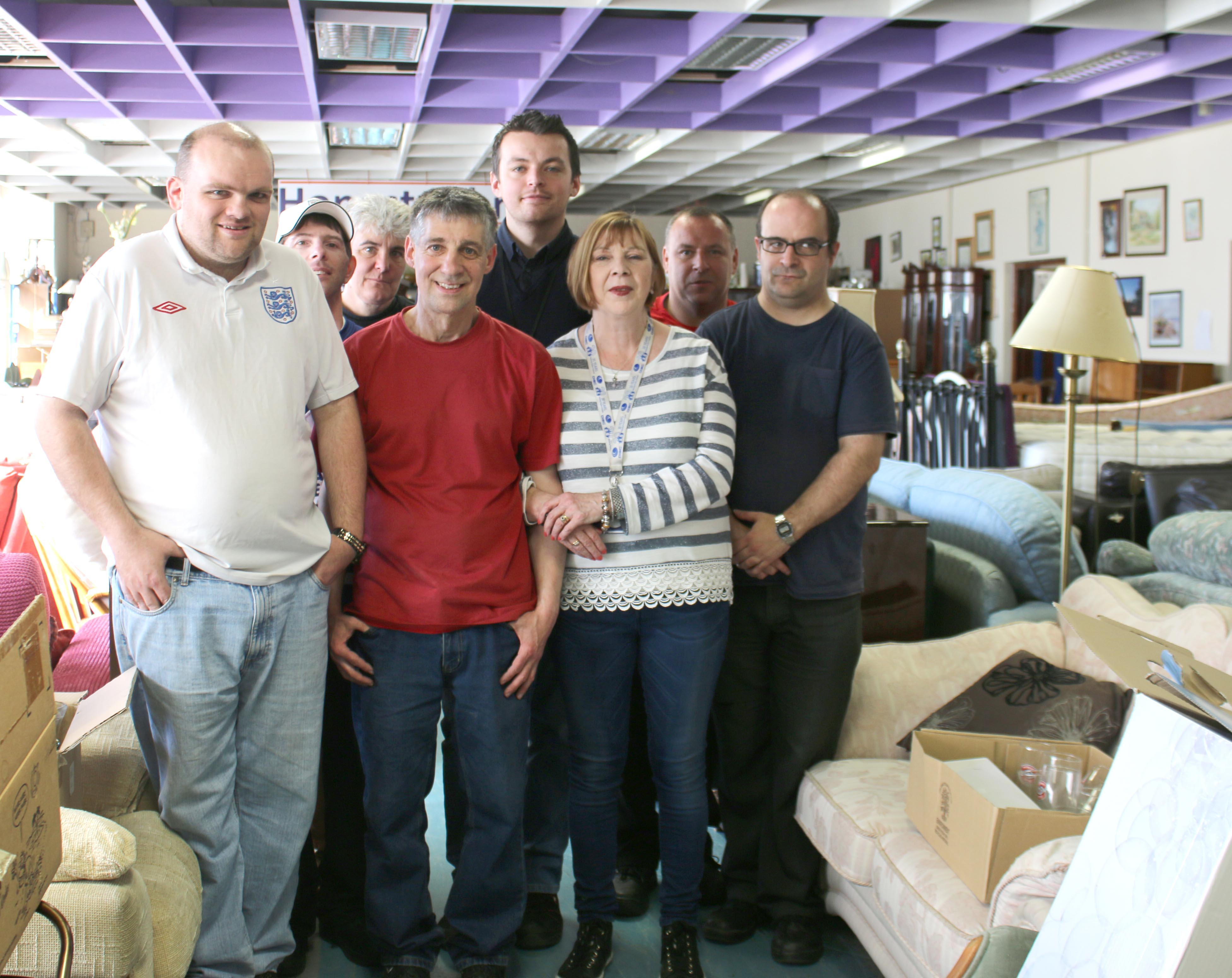 Aycliffe Used Furniture Store Now Open at Weekends