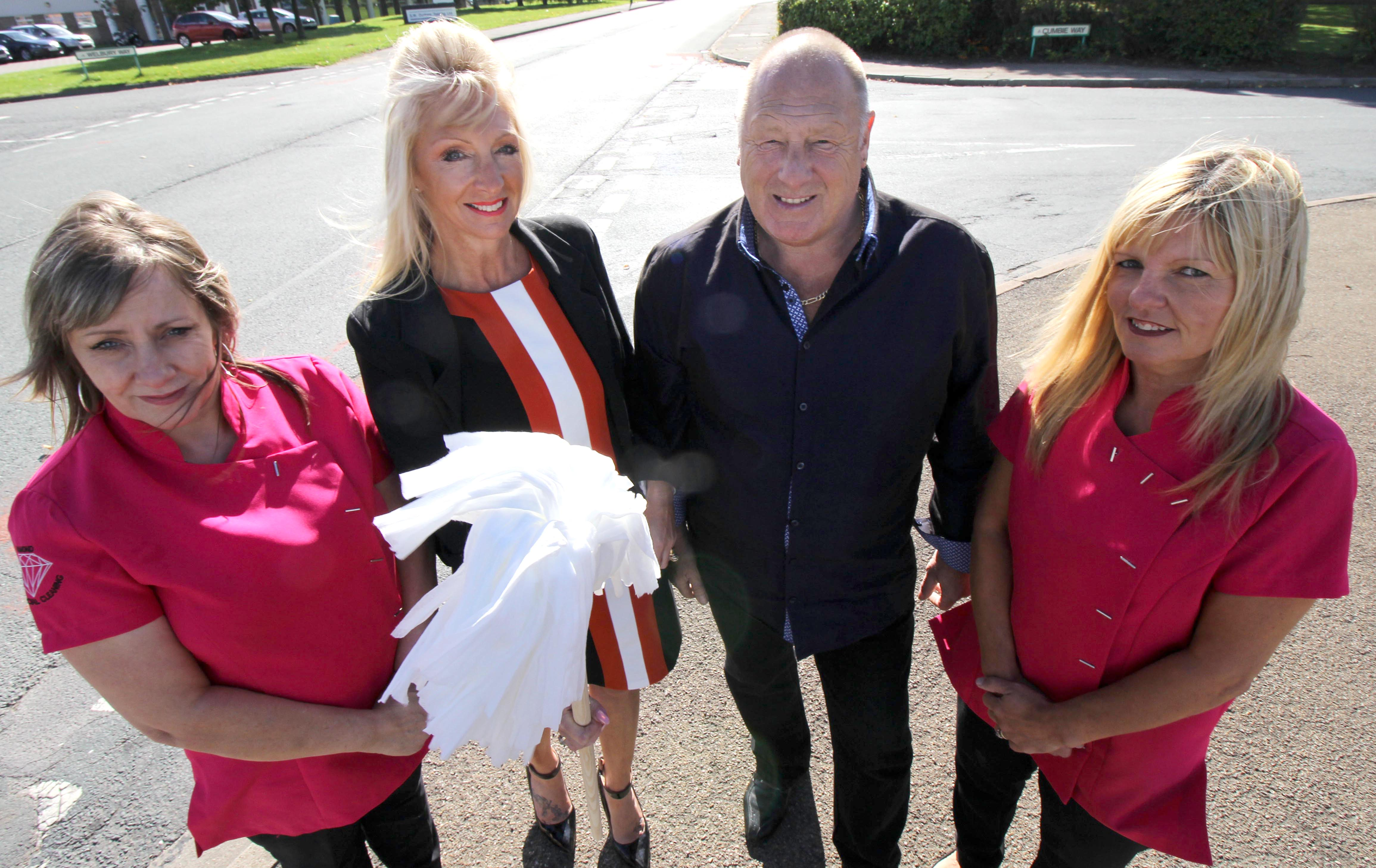 Cleaning Company Celebrates 10th year with Growth Plan