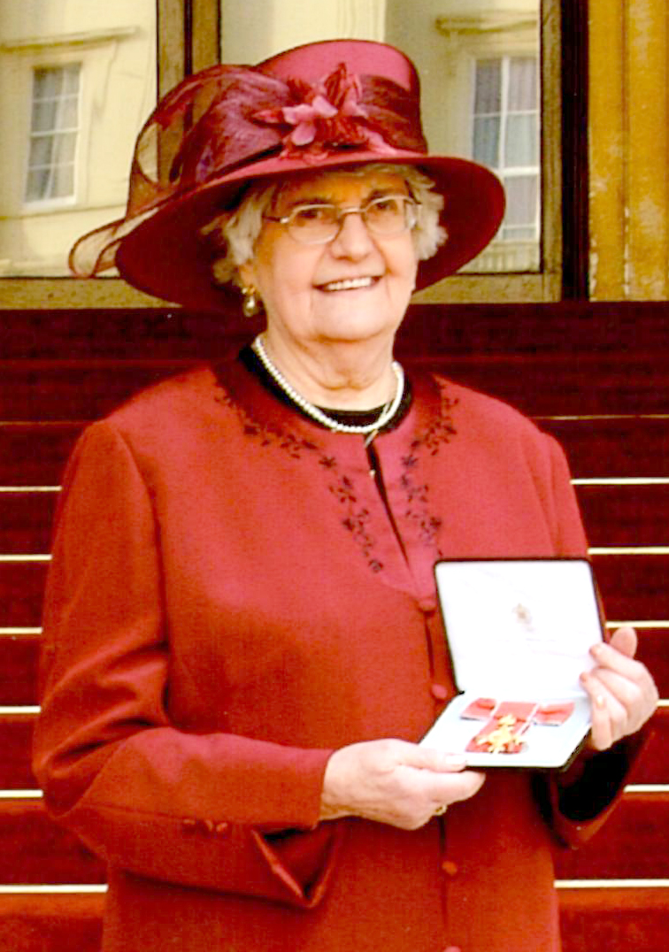 Death of Butterwick Hospice Founder