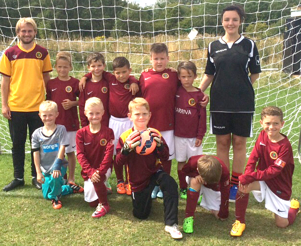 Junior Football Club Report