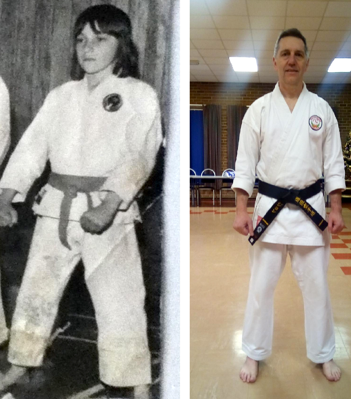 It's Never Too Late to be a Black Belt