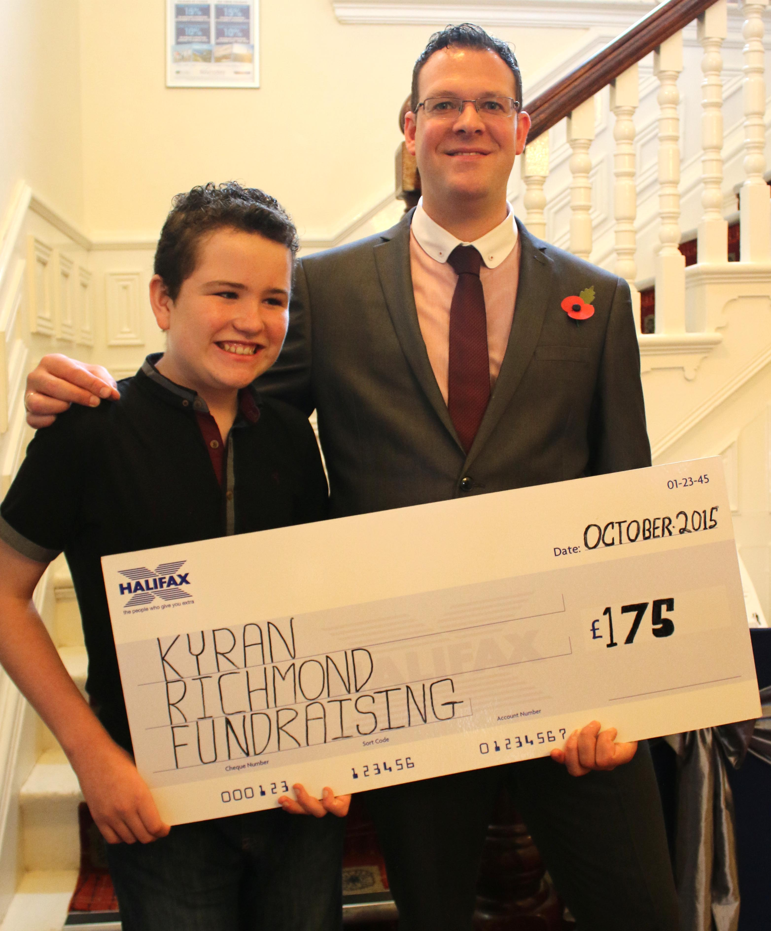 Hotel Helps Local Disabled Boy