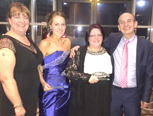 Top Awards for Care Home Staff