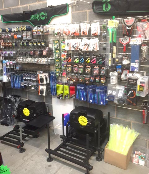 Fishing Tackle Shop Opens in Aycliffe