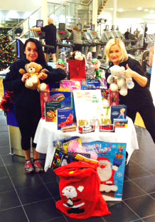 Town Gym Collect Toys for Kids