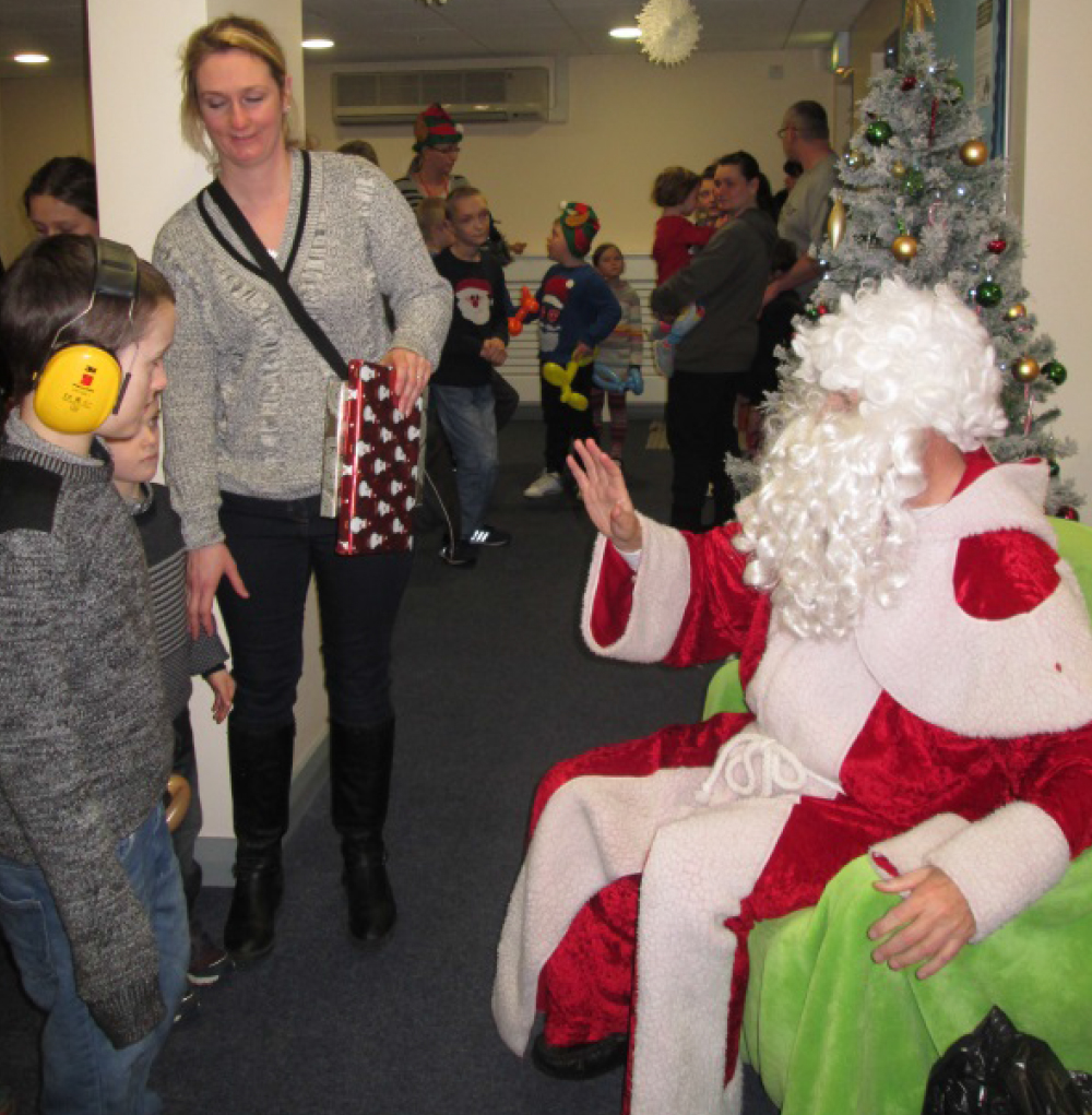 North East Autism Society Xmas Party