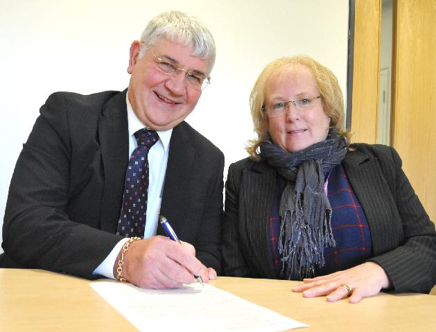 PCC & Fire Service Collaboration Deal