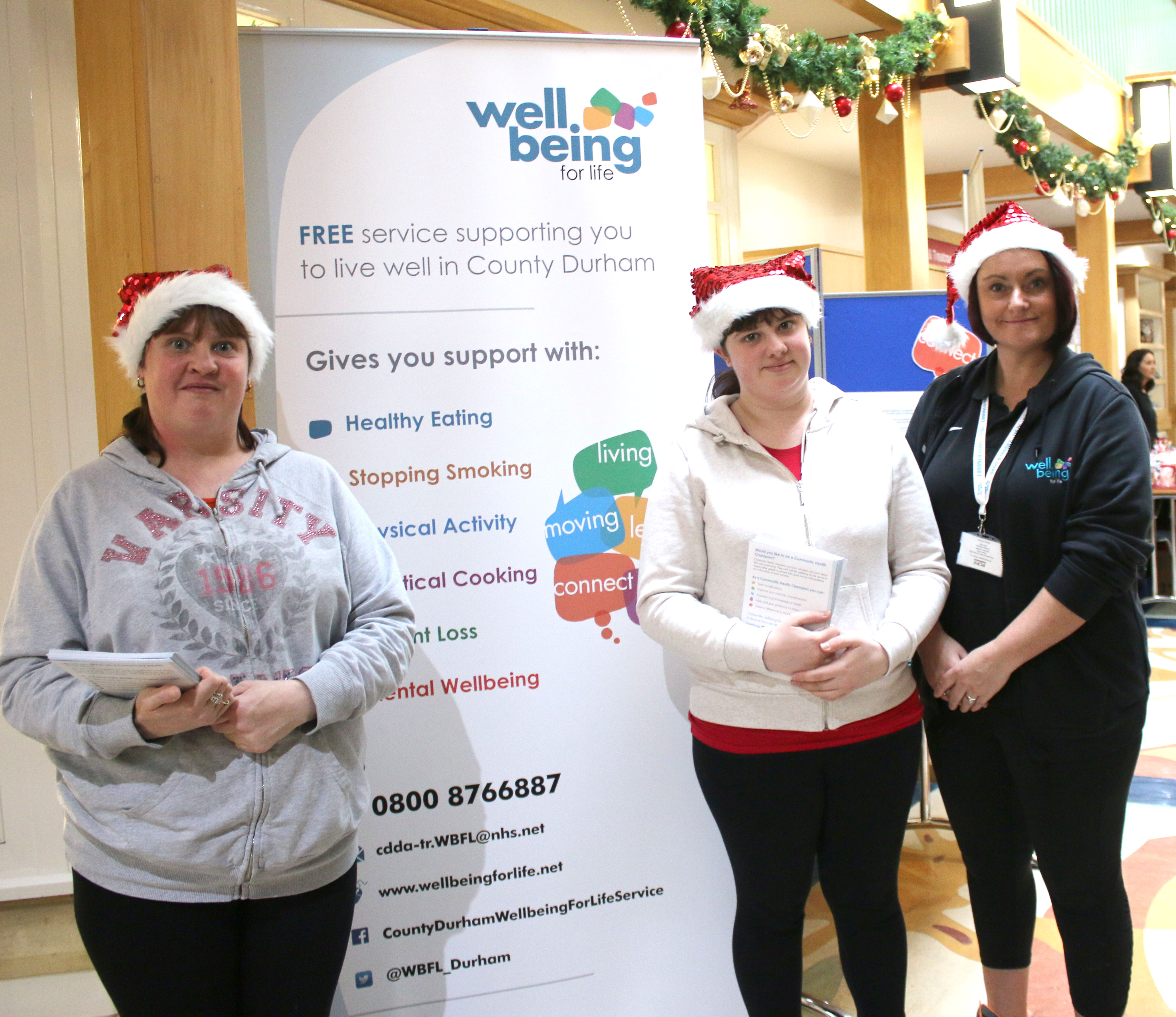 Wellbeing for Life Cancer Screening Campaign