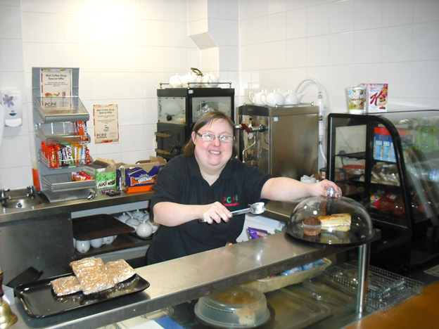 Grand Opening of Café 'O' at the Pioneering Care Centre
