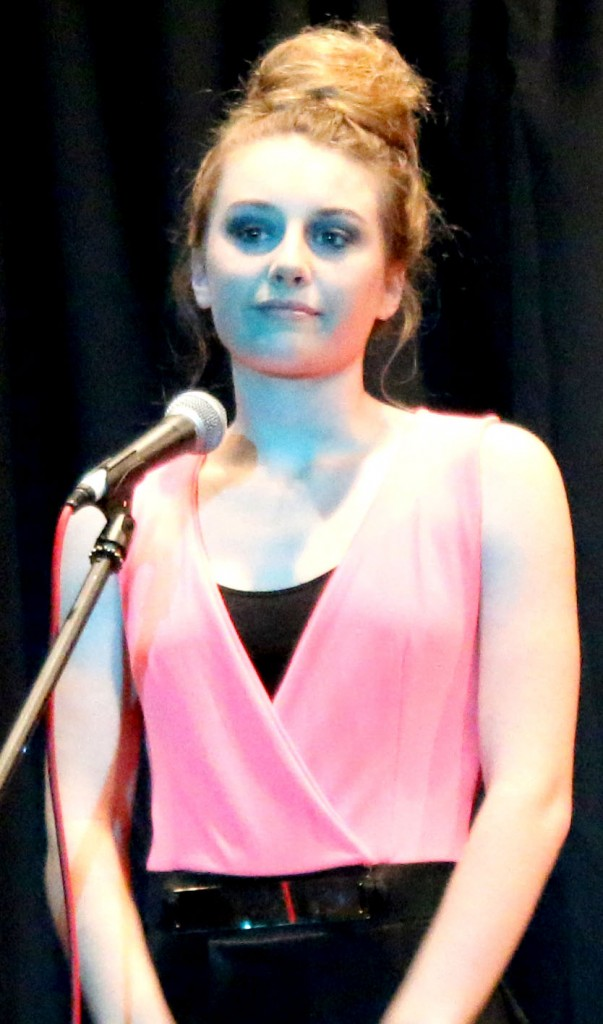 Woodham Concert Abbie