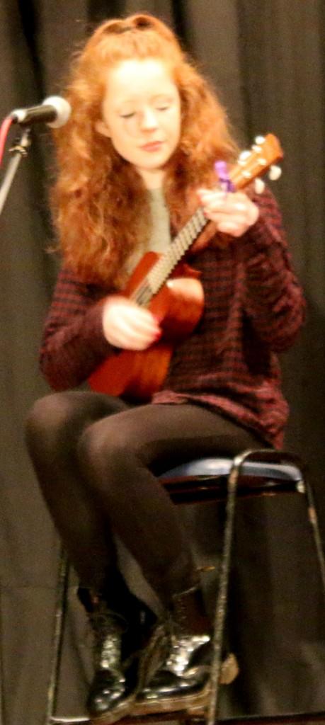 Woodham Concert Banjoist