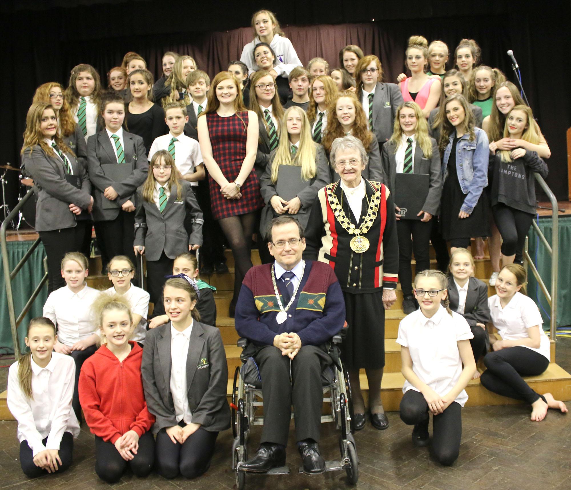 Woodham Academy Christmas Concert