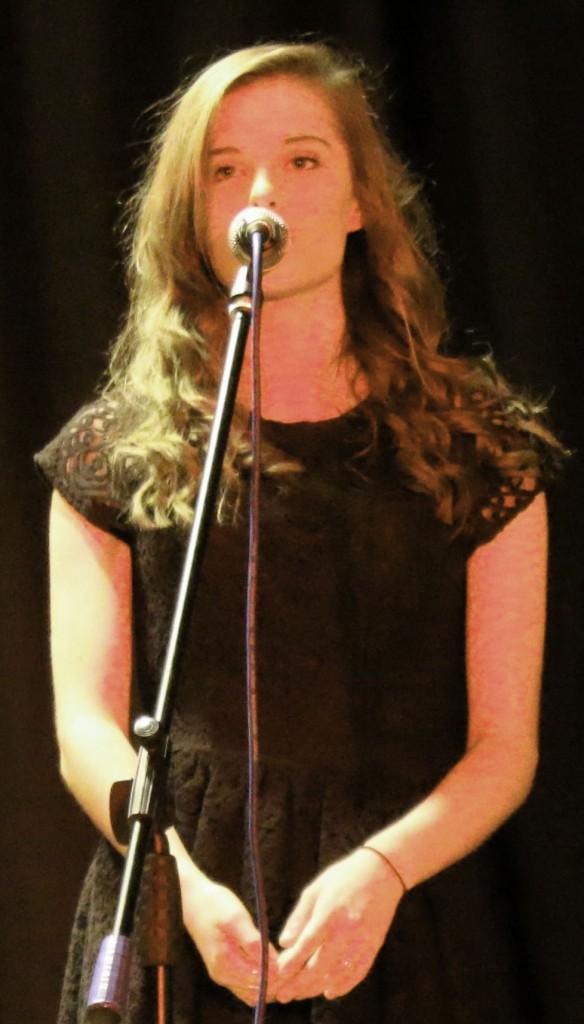 Woodham Concert Charlotte McAdam