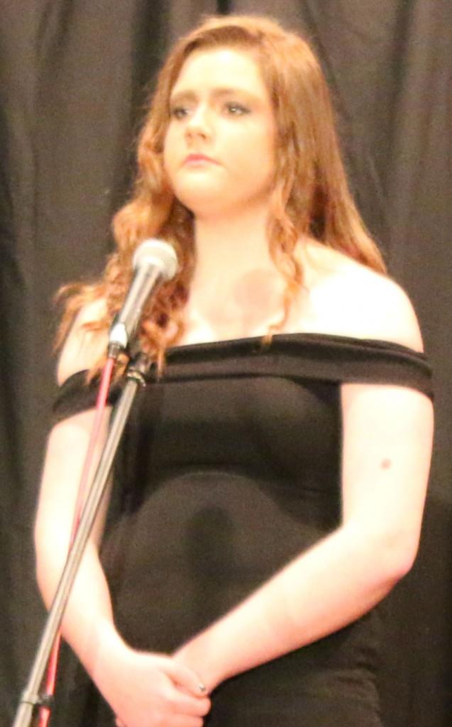 Woodham Concert Zoe