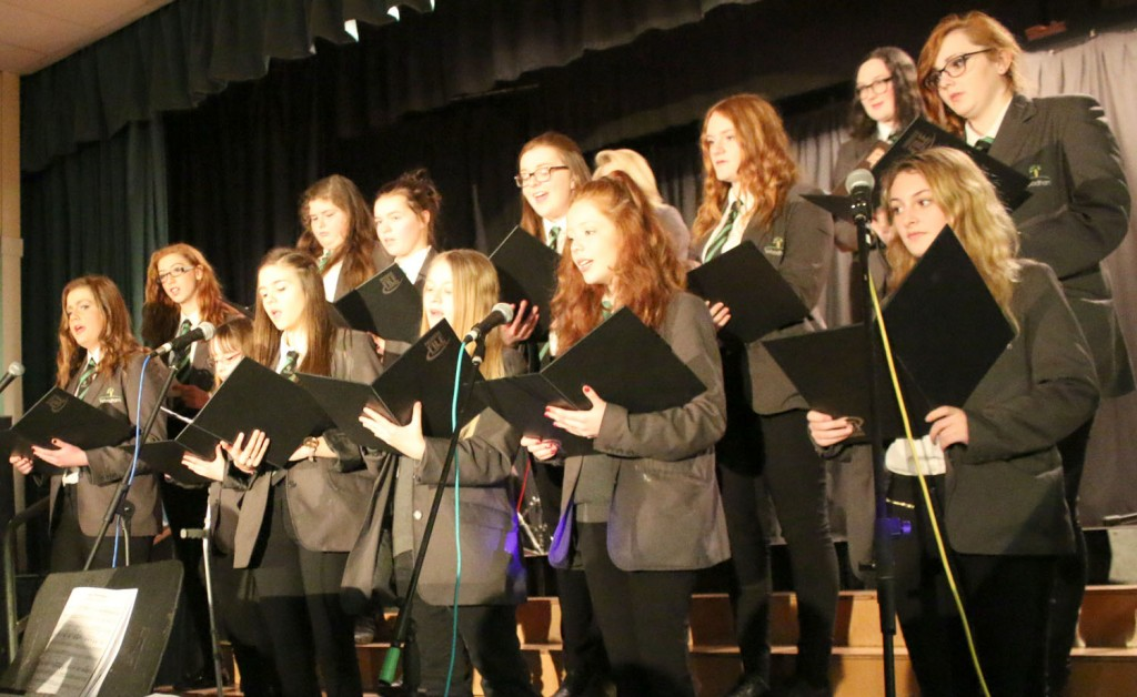 Woodham Concert choir