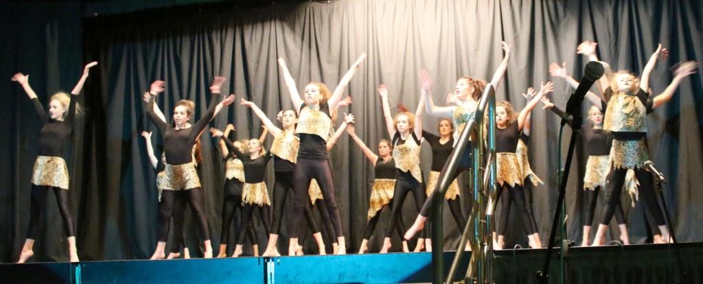 Woodham Concert dancers