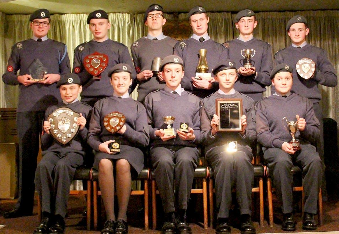 Air Cadet Awards