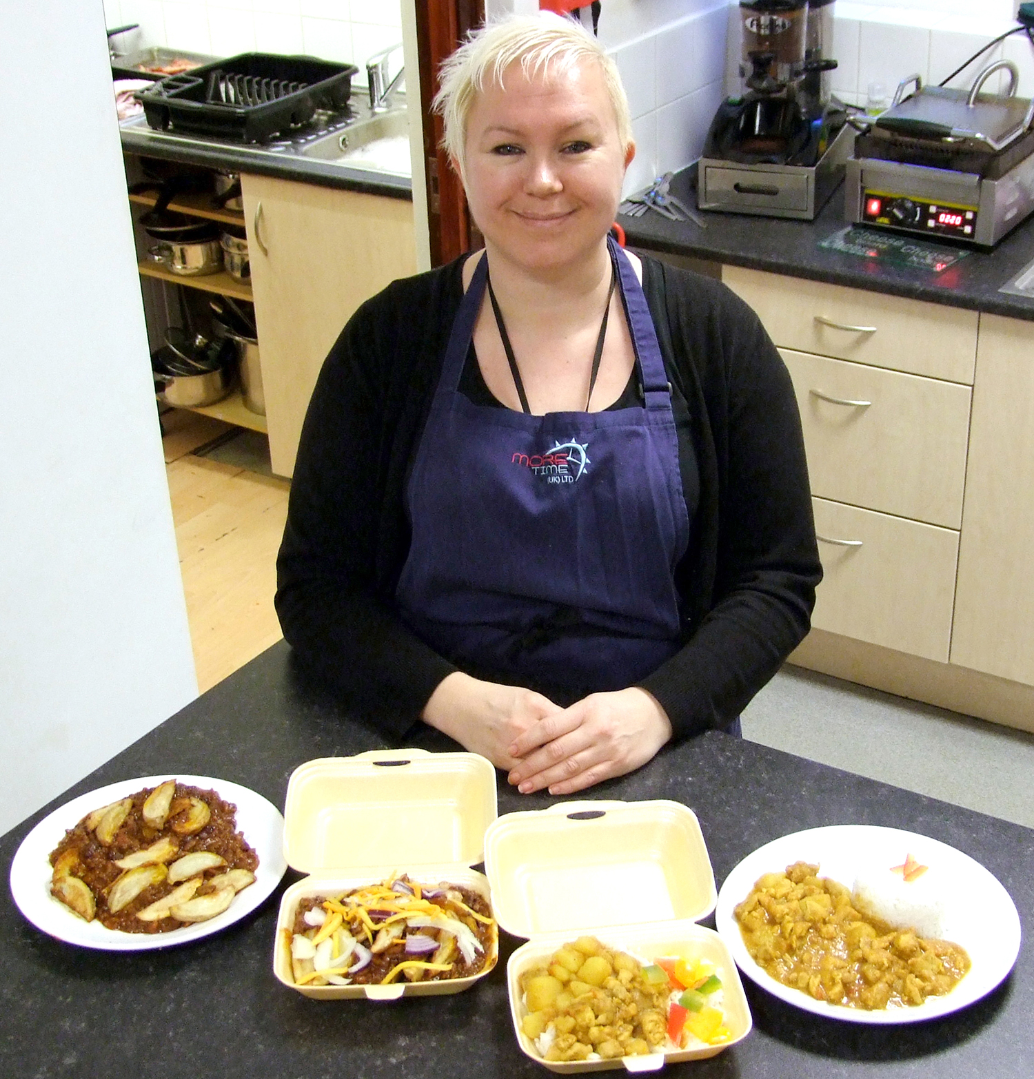 Blue Bridge Cafe Offers Meals for Slimmers