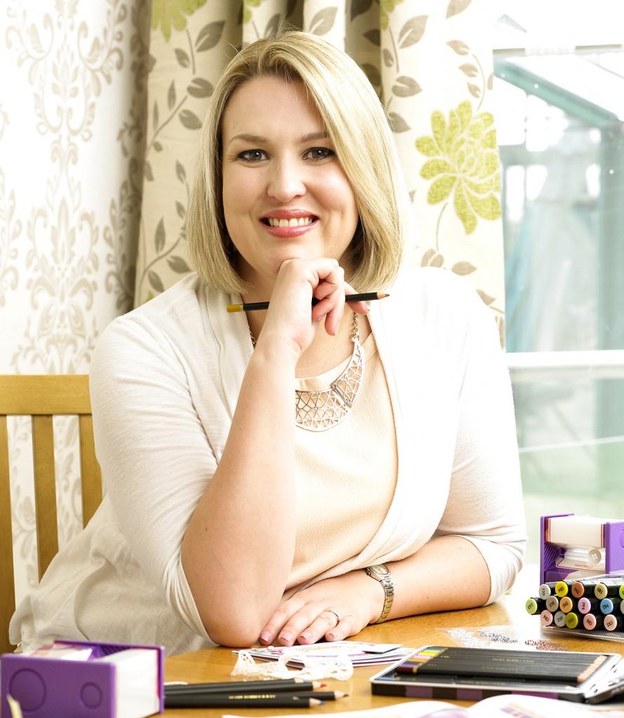 Founder Sara Davies