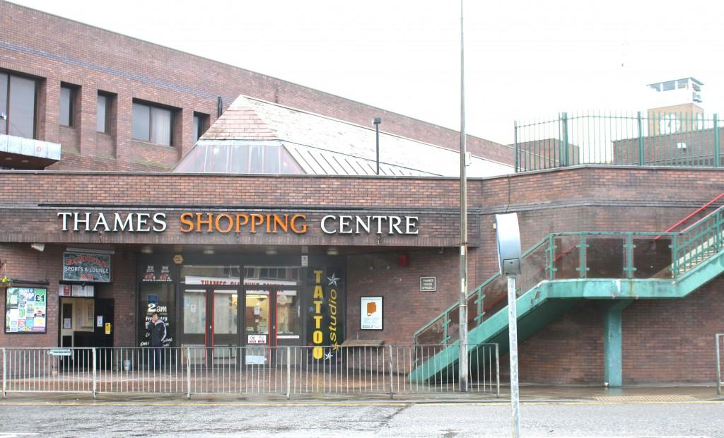 Thames Centre exterior