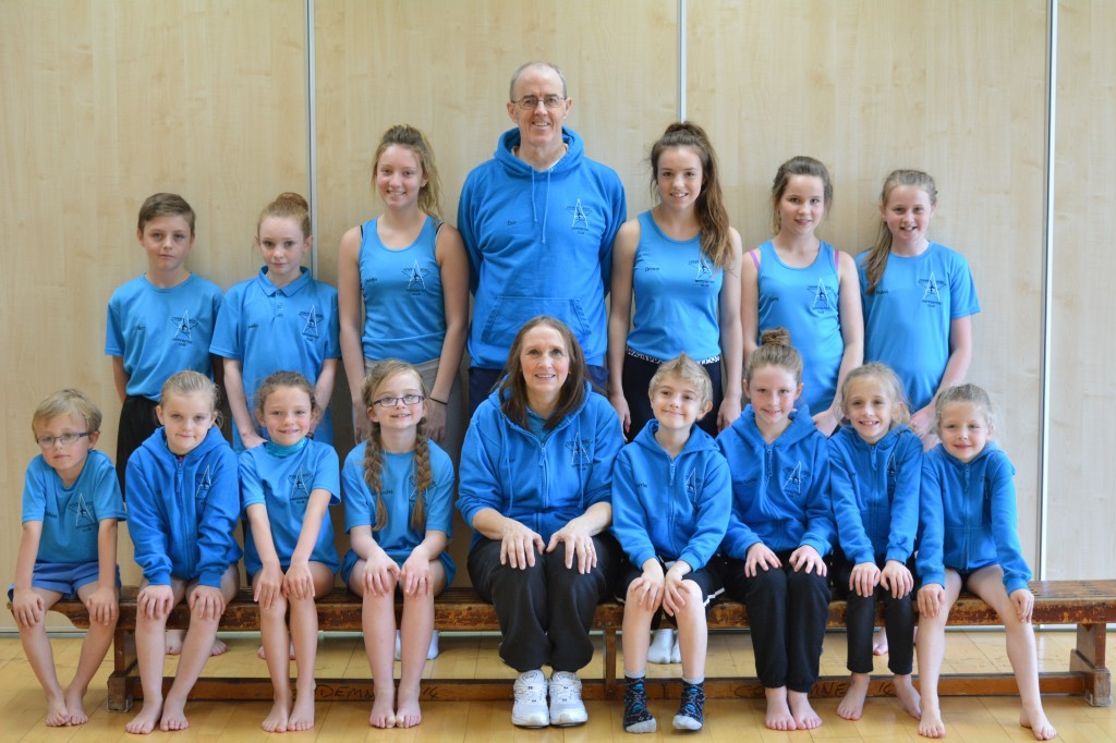 Gymnastics Club Opens at Woodham