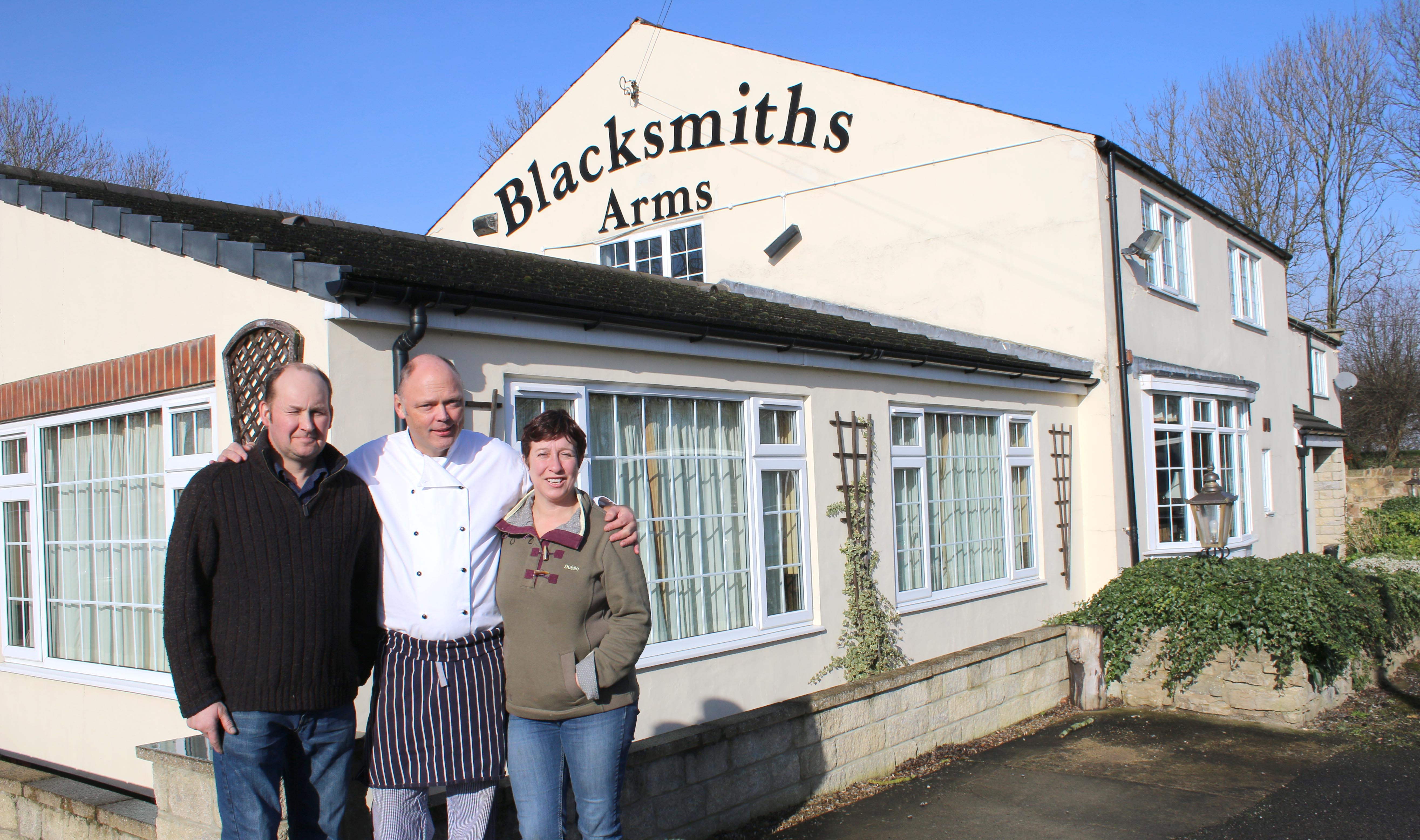 The Blacksmiths Arms Changes Ownership