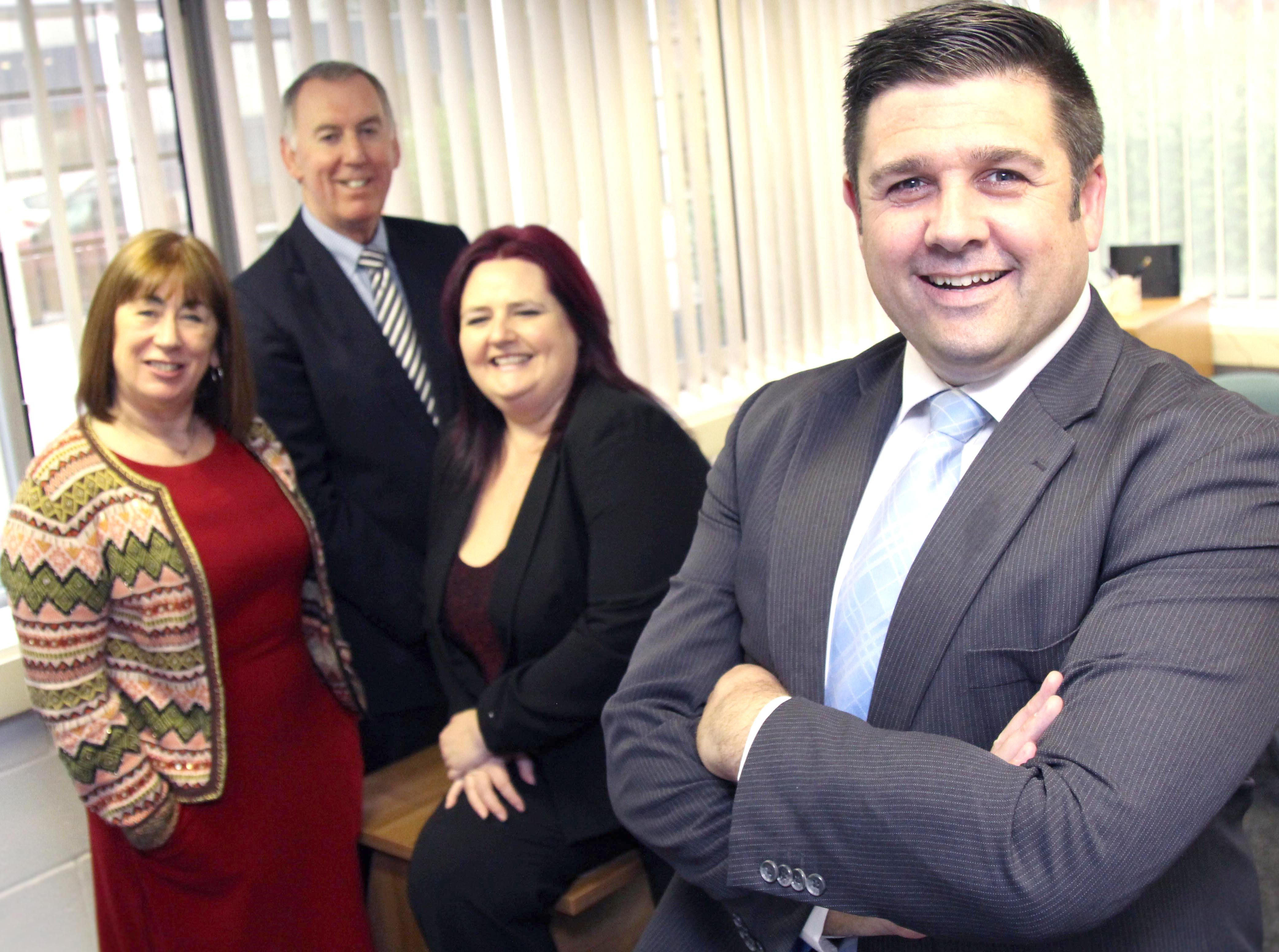 Great First Year for Aycliffe Recruitment Company