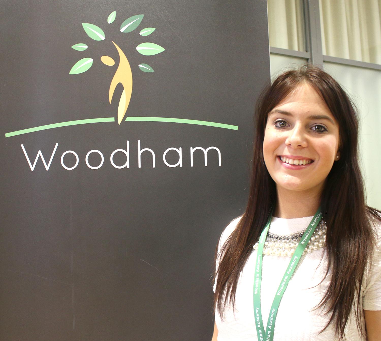Newtonian Heads Marketing Office at Woodham Academy