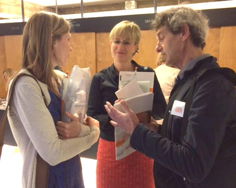 Greenfield Arts at International Event