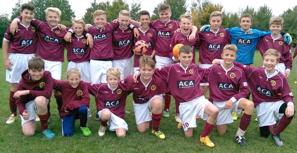 Aycliffe Juniors Results