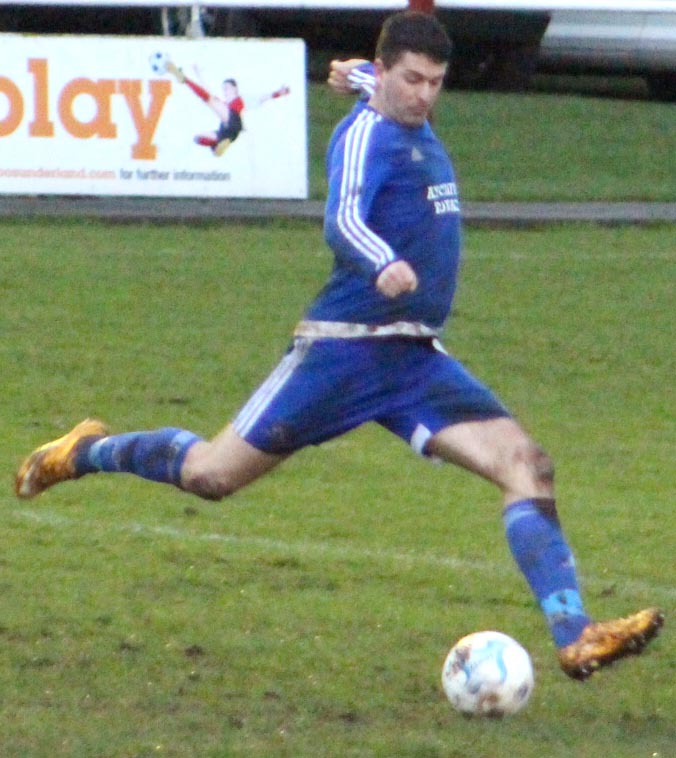 Aycliffe F.C. Wembley Dream Ends at Camberley