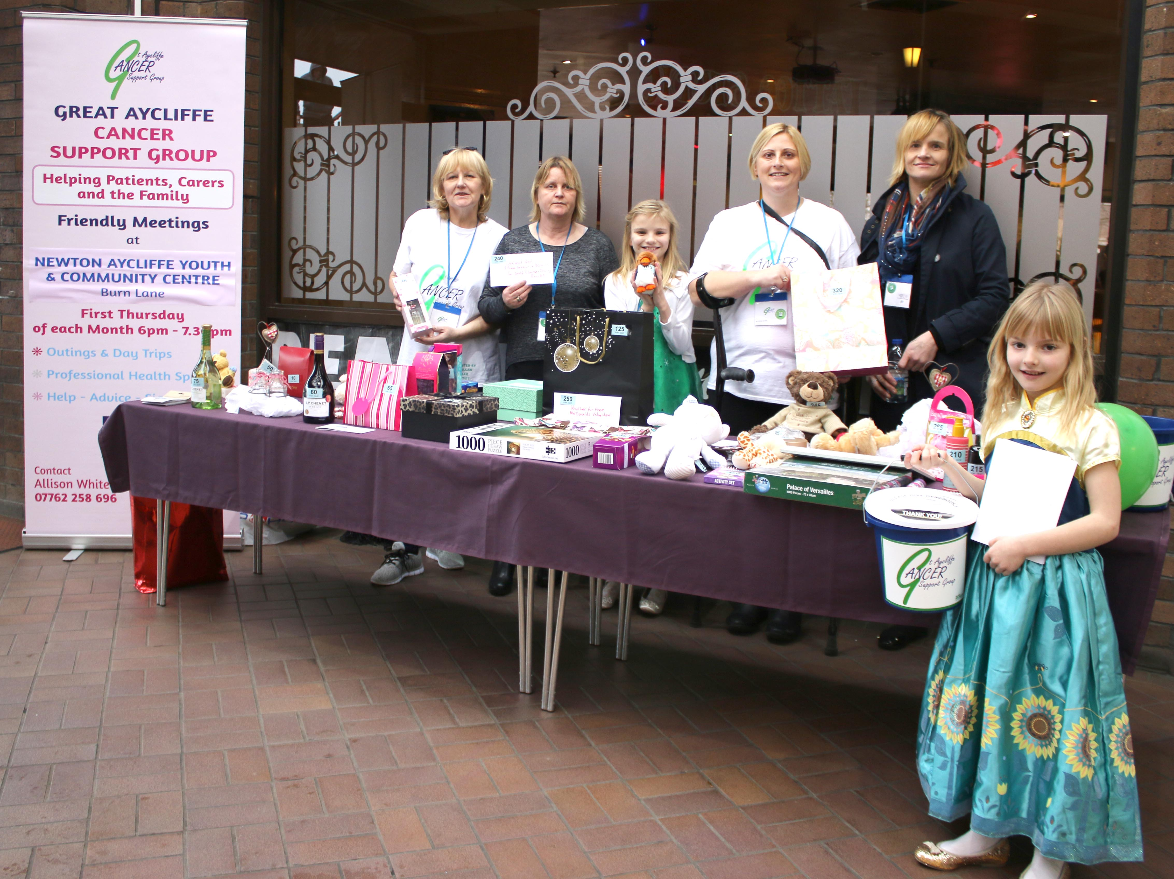 Charity Stall in Thames Centre