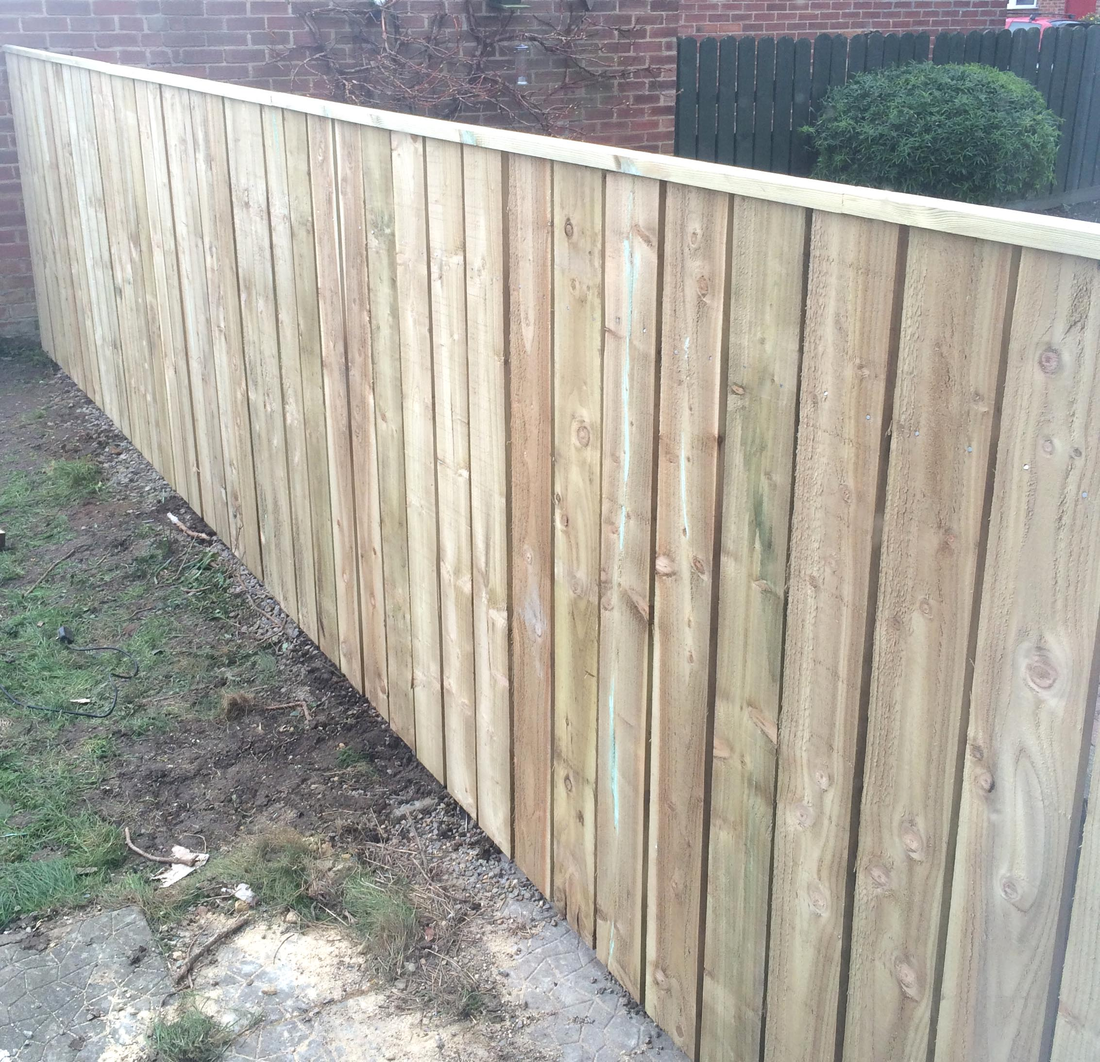 Fast Fence Fixer!