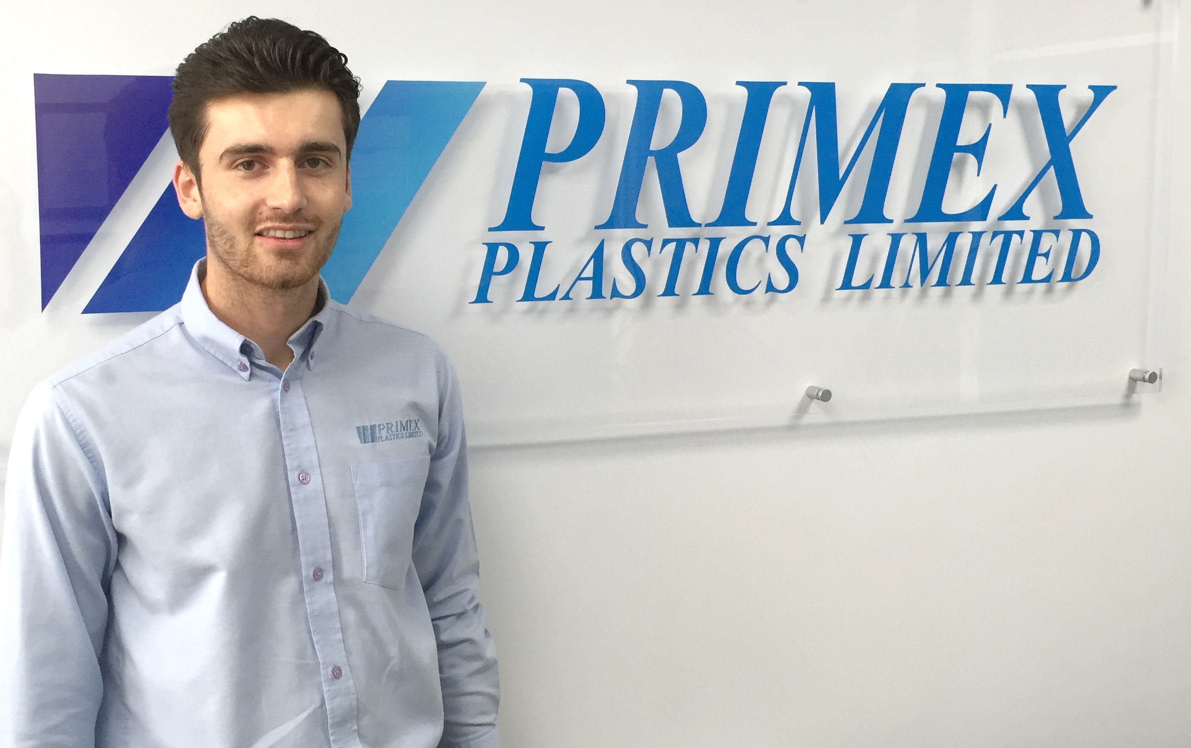 First Apprentice for Primex