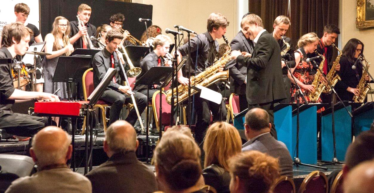 1st Prize for County Youth Band