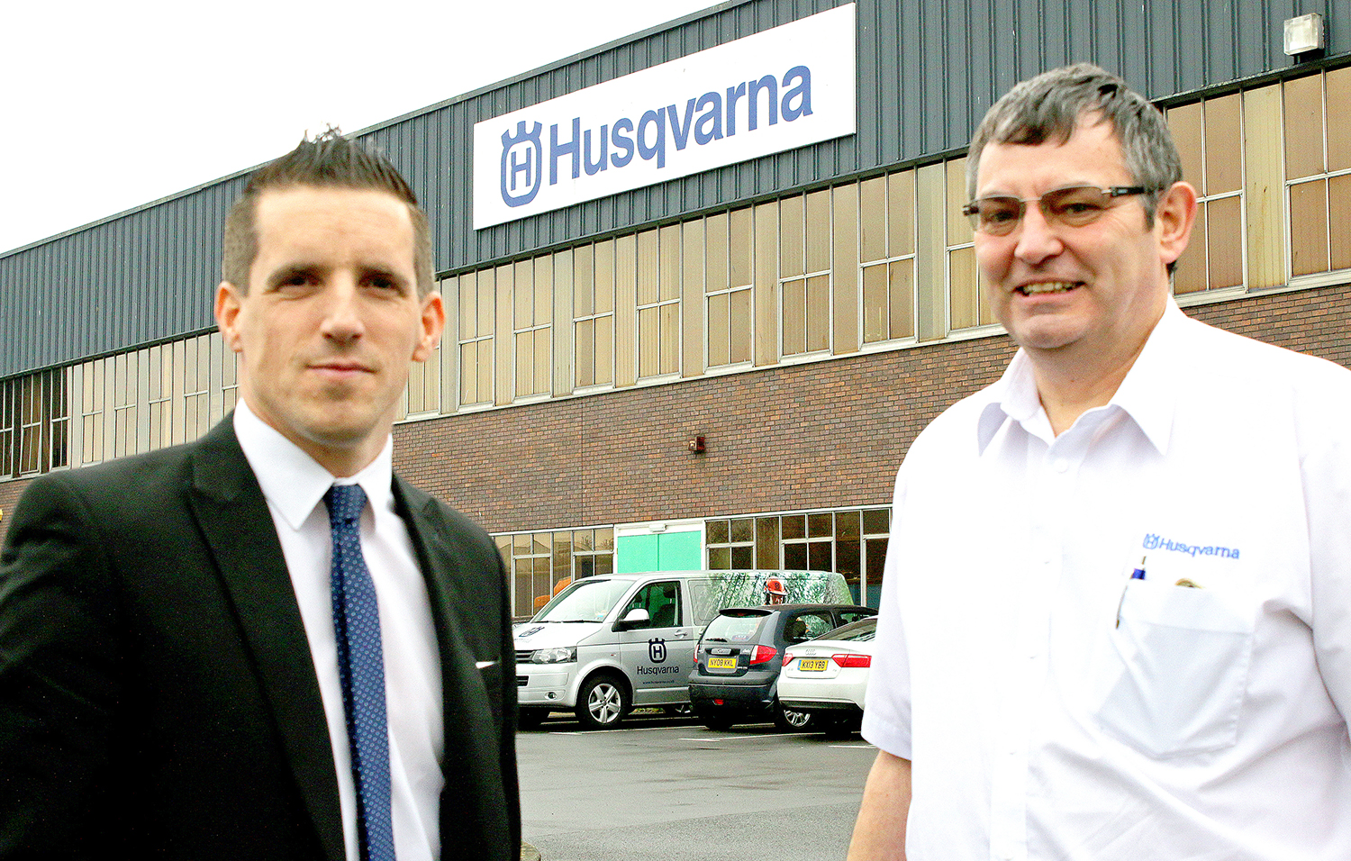 New Storage Facility for Husqvarna at Aycliffe