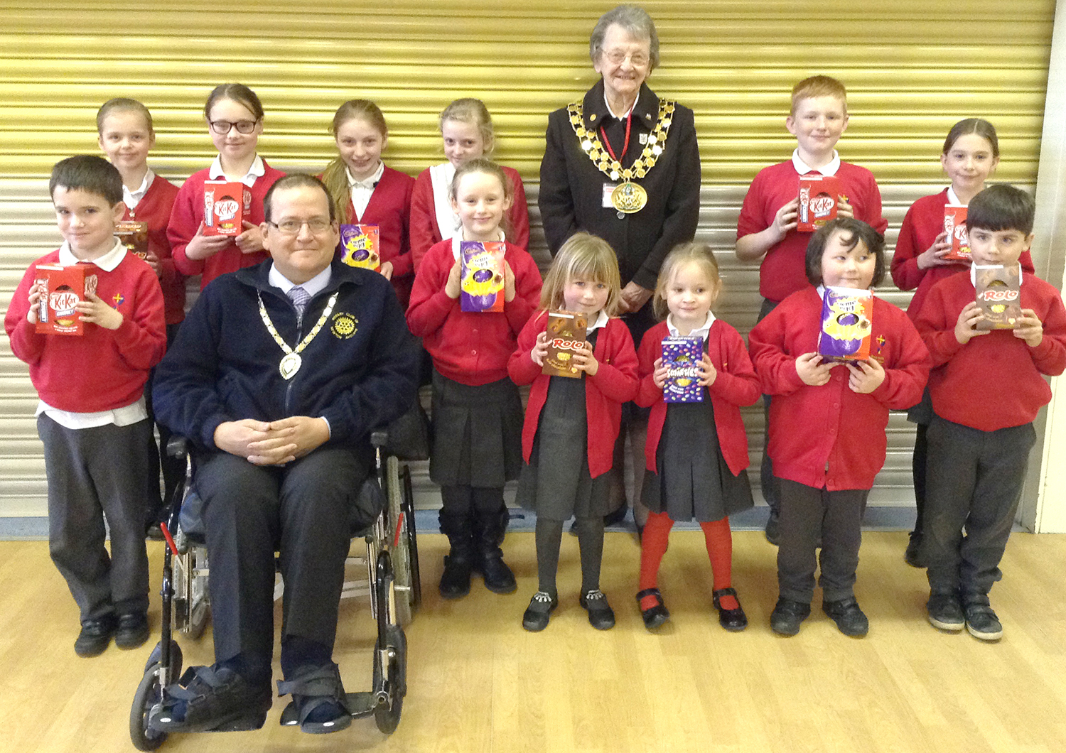 School Competition Winners