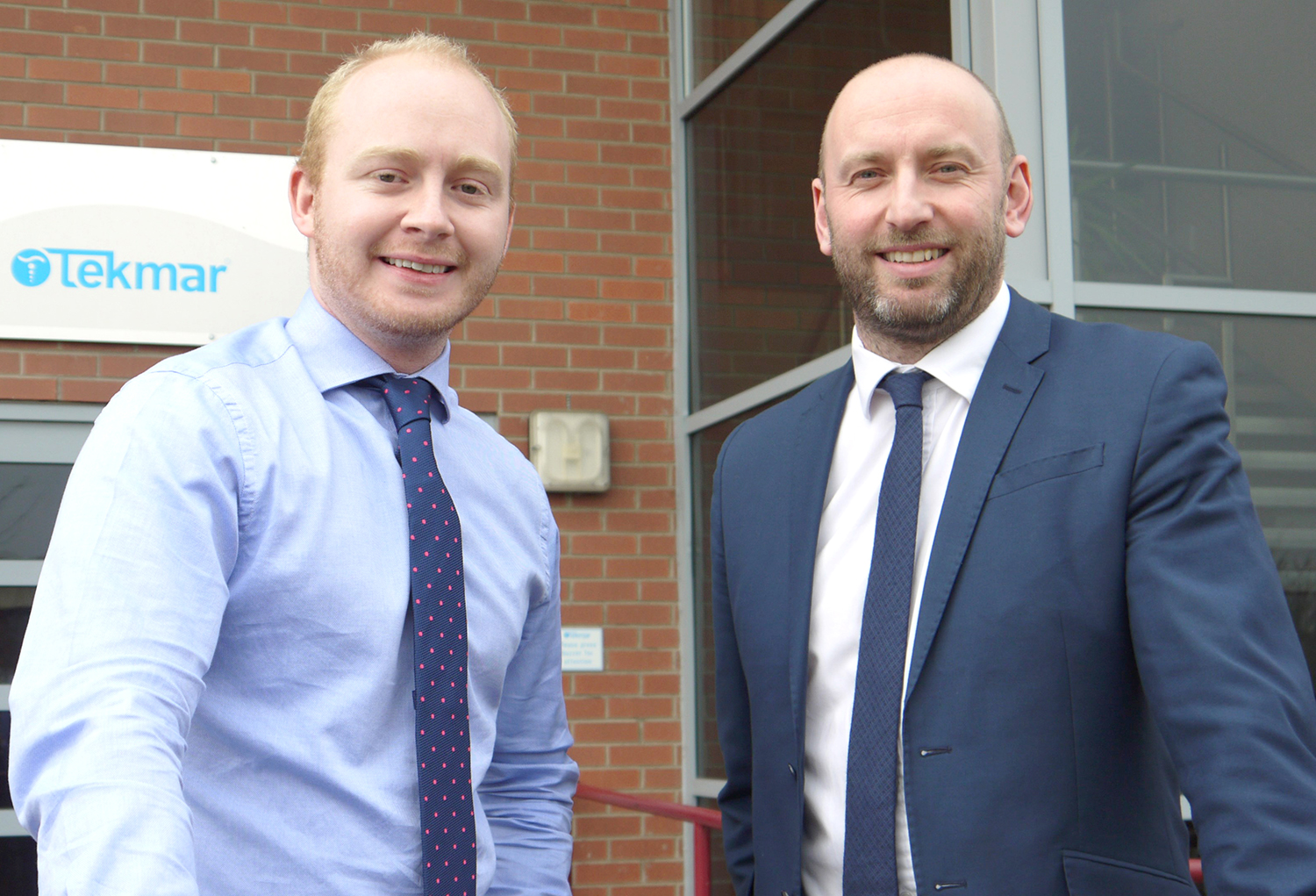 Tekmar Strengthens Senior Management Team