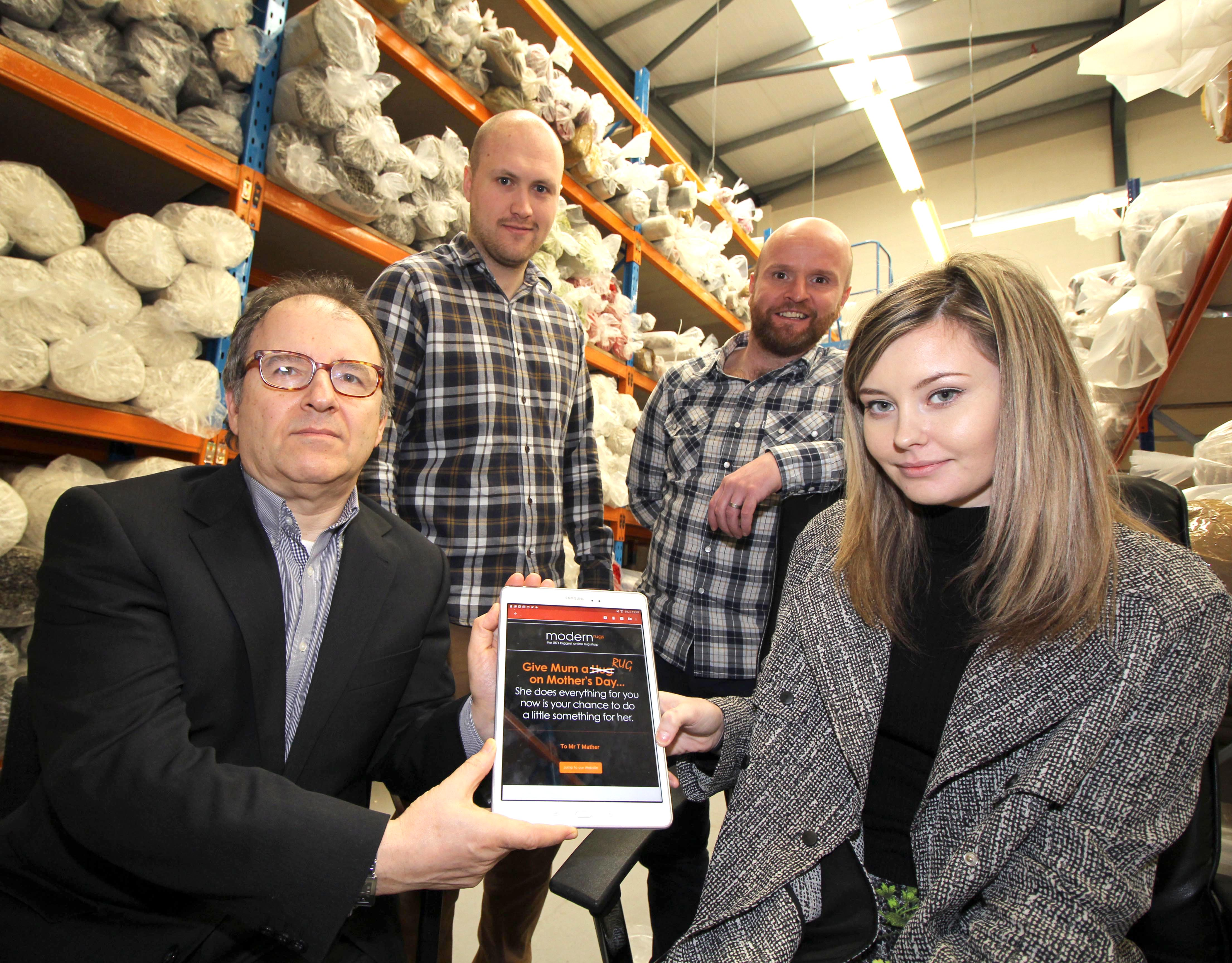 Online Retailer Thrives Thanks to Aycliffe Marketing Company