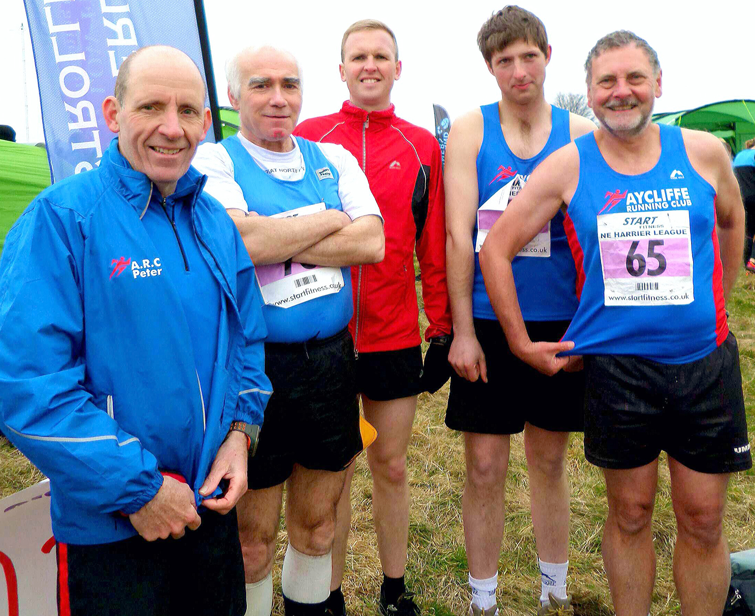 Aycliffe Runners Racing Far & Wide