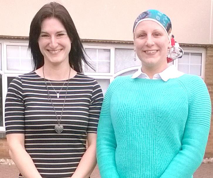 Alopecia Support Meeting at PCP