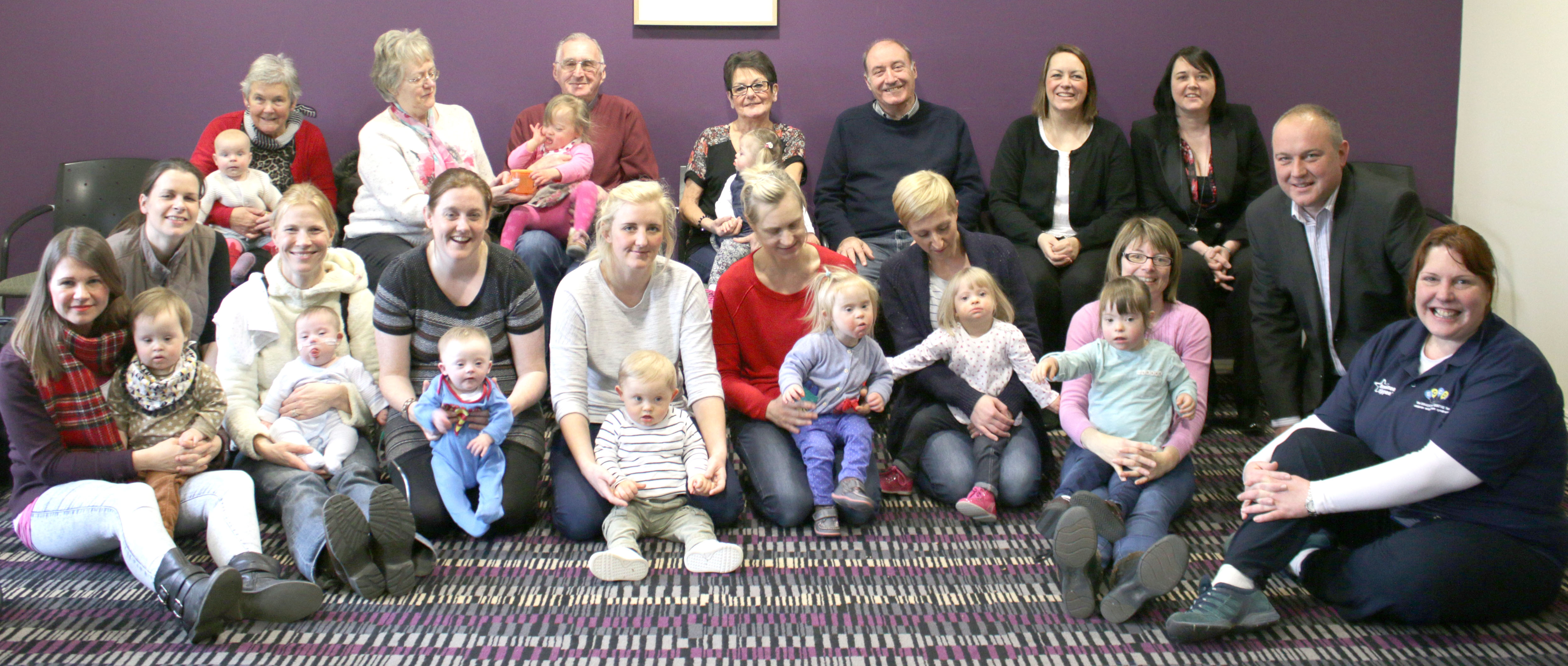 Holiday Inn Support Aycliffe Down Syndrome Group