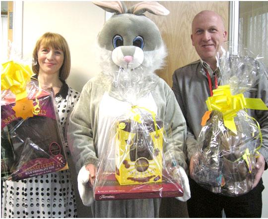 Husqvarna's Easter Effort for St. Teresa's Hospice