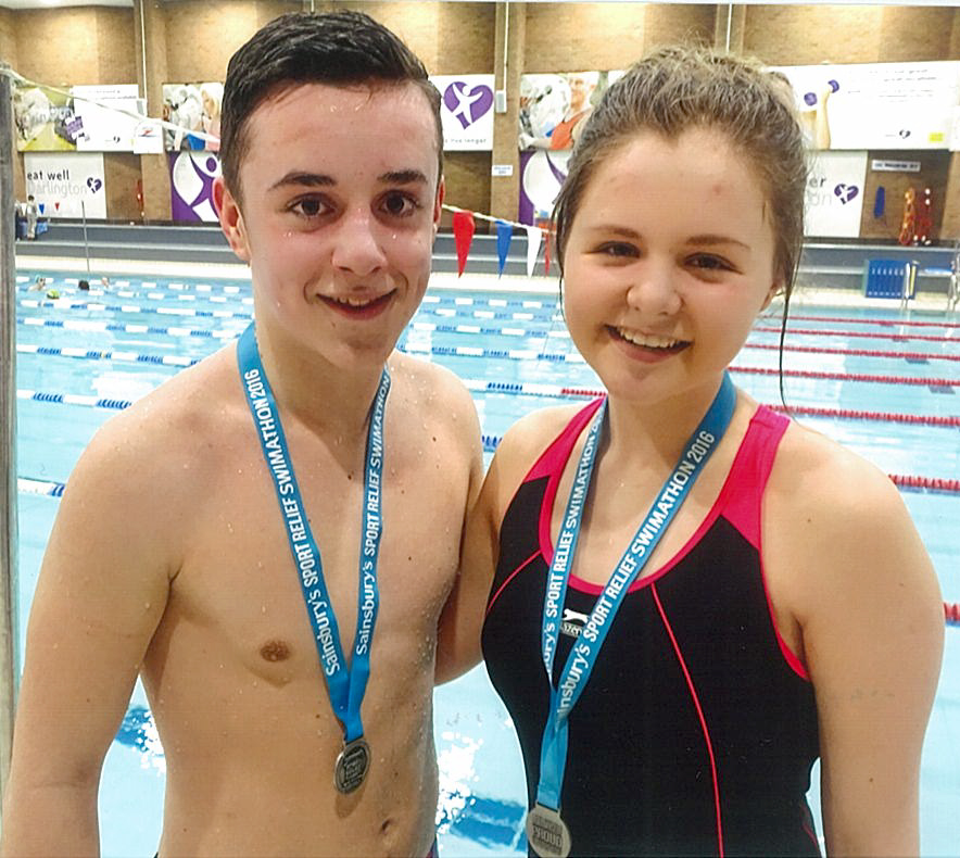 Students Raise £800 for Sports Relief