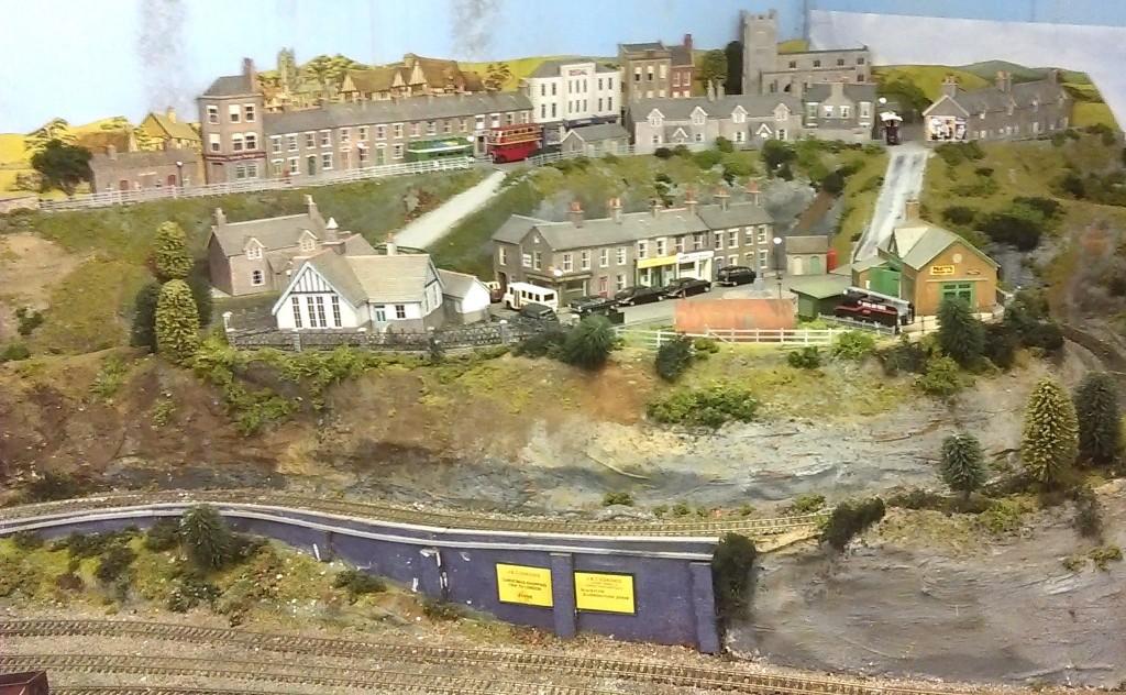 model railway