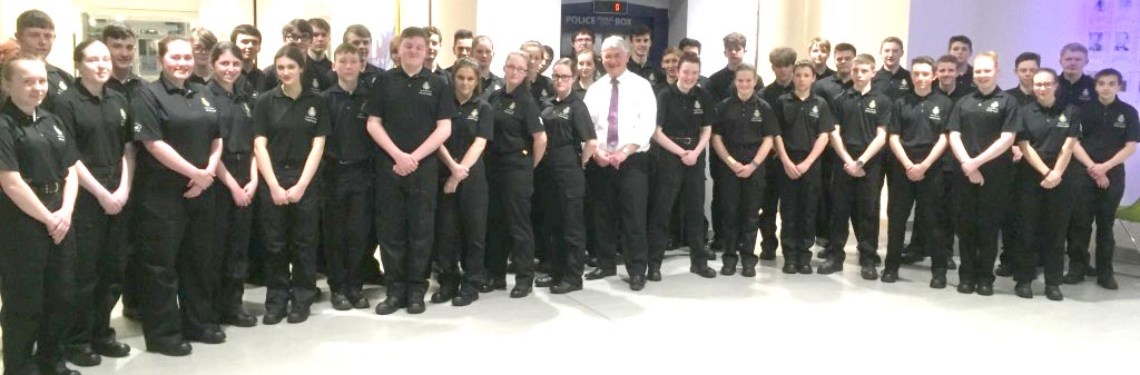Police Cadet Scheme Proves it Worth