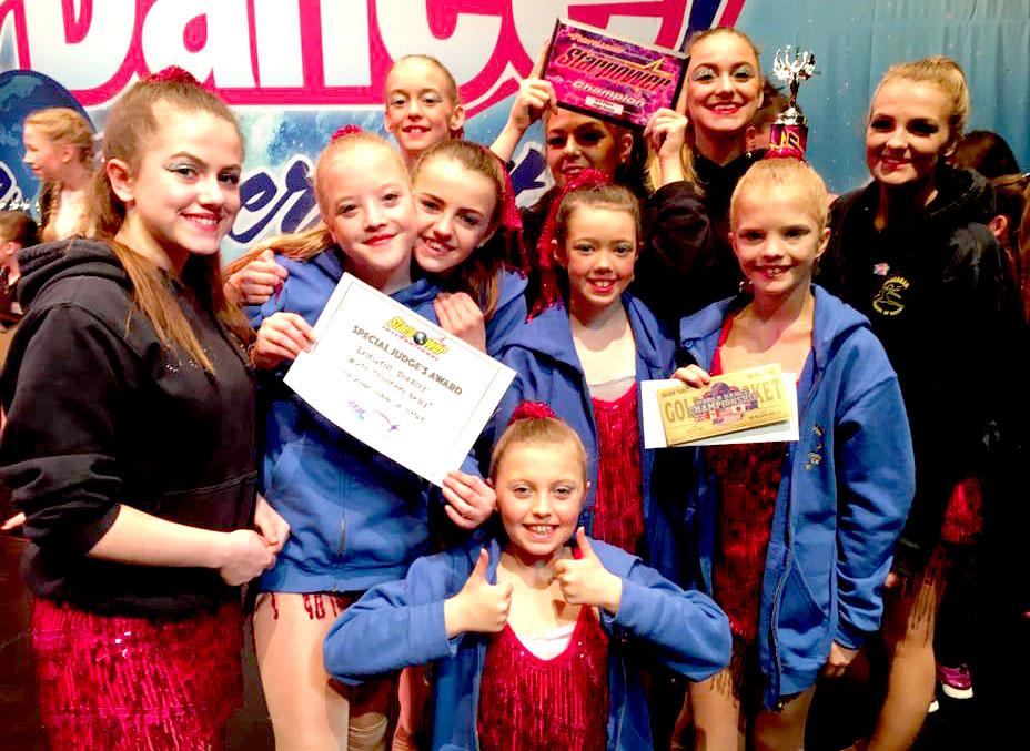 Dance School Celebrates