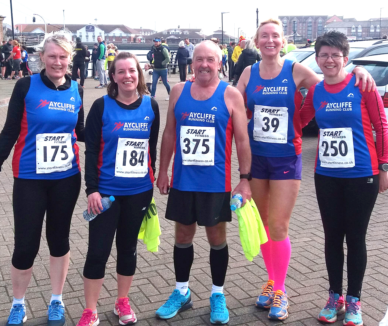 Aycliffe Running Club News 15/04/16